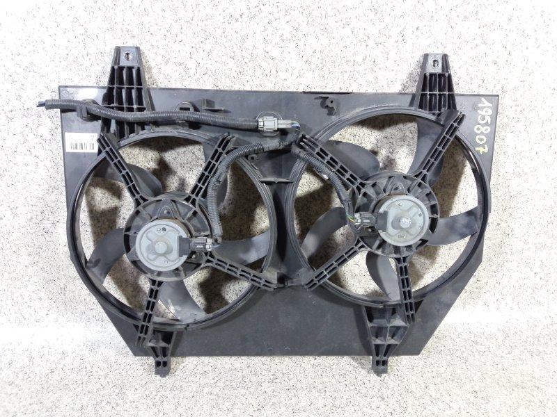 Диффузор радиатора Nissan Serena C25 MR20DE