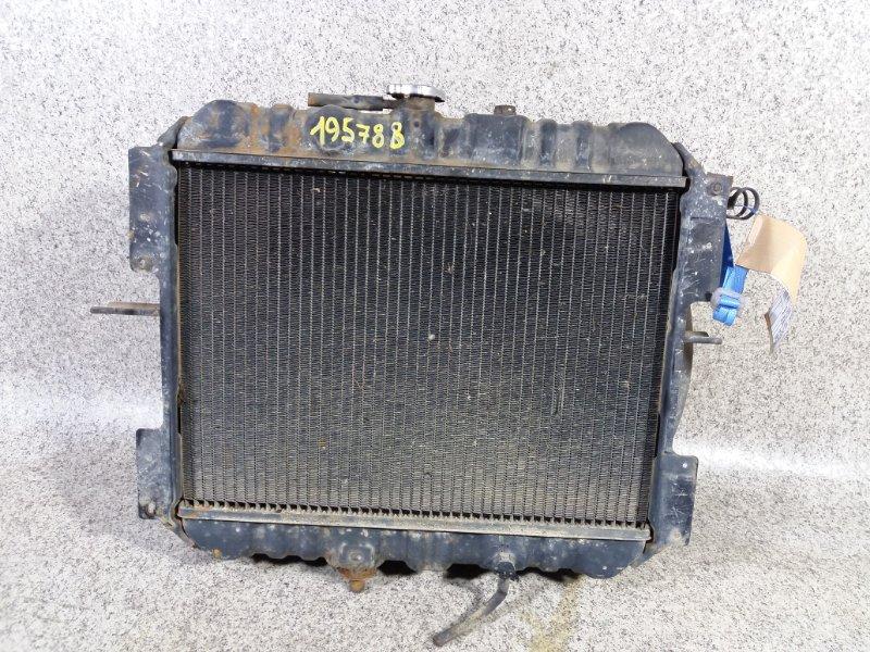 Радиатор основной Mazda Bongo Truck SE48T UC 1986