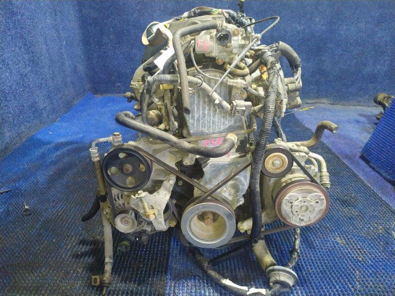 Двигатель Mazda Bongo Friendee SGEW FE 1997