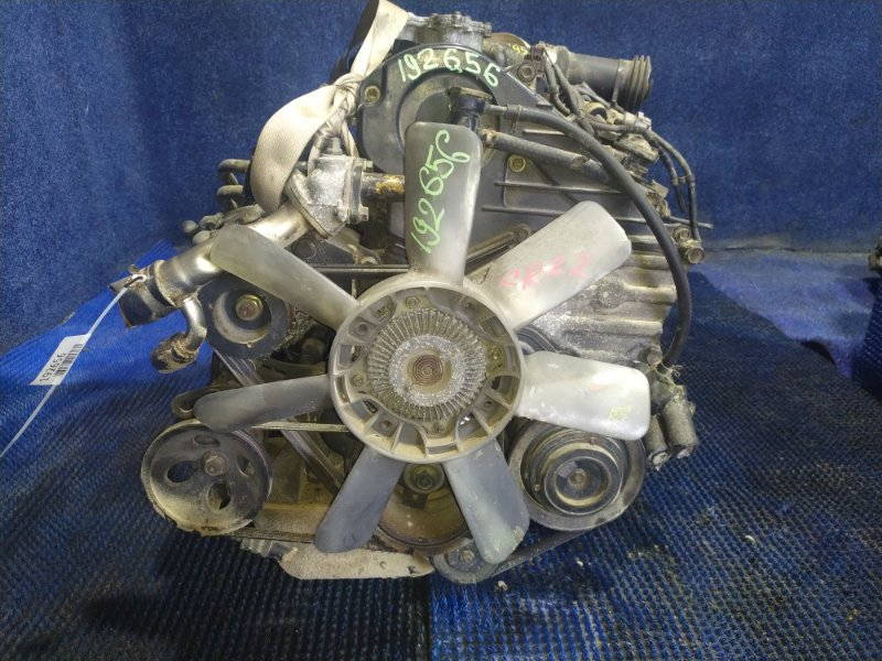 Двигатель Toyota Town Ace CR22 3C-T 1995