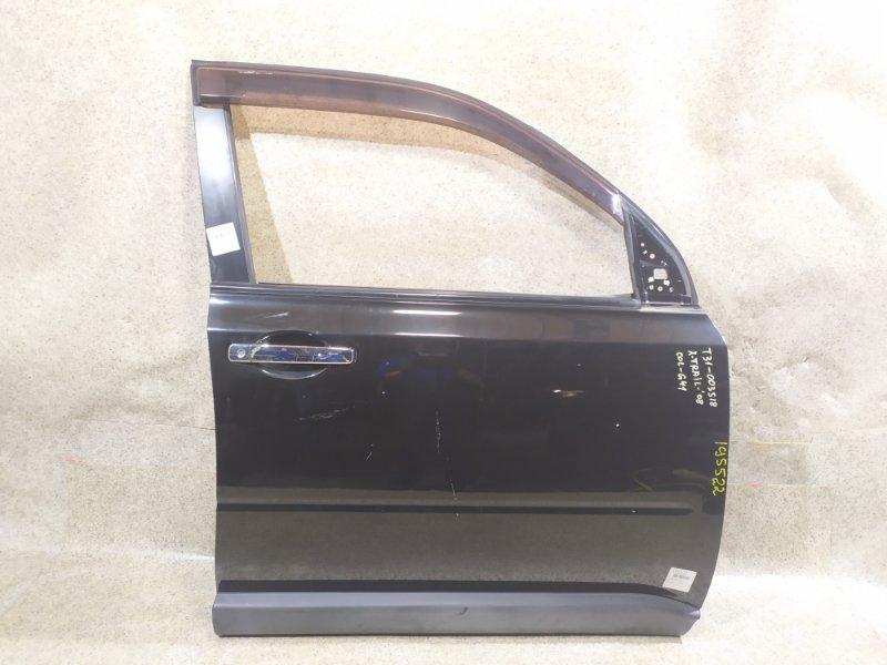 Дверь Nissan X-Trail T31 2008 передняя правая