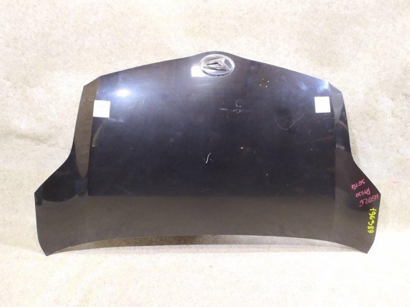 Капот Toyota Passo Sette M502E