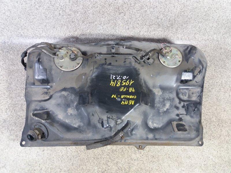 Топливный бак Toyota Corolla AE114 4A-FE 1998