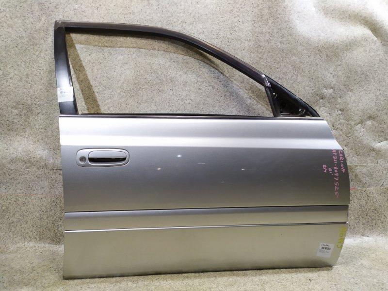Дверь Toyota Carina AT210 2001 передняя правая