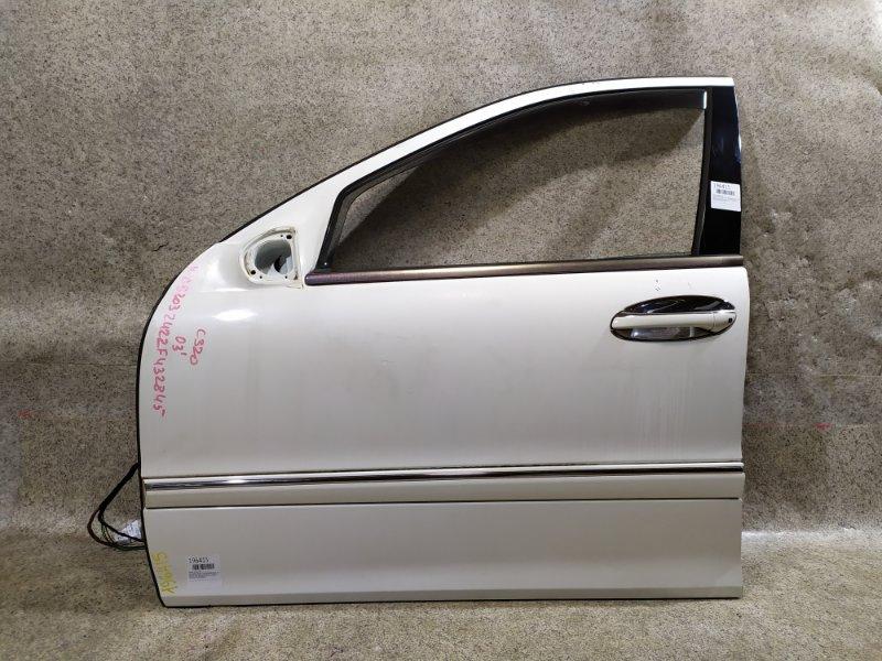 Дверь Mercedes-Benz C-Class W203.242 2003 передняя левая