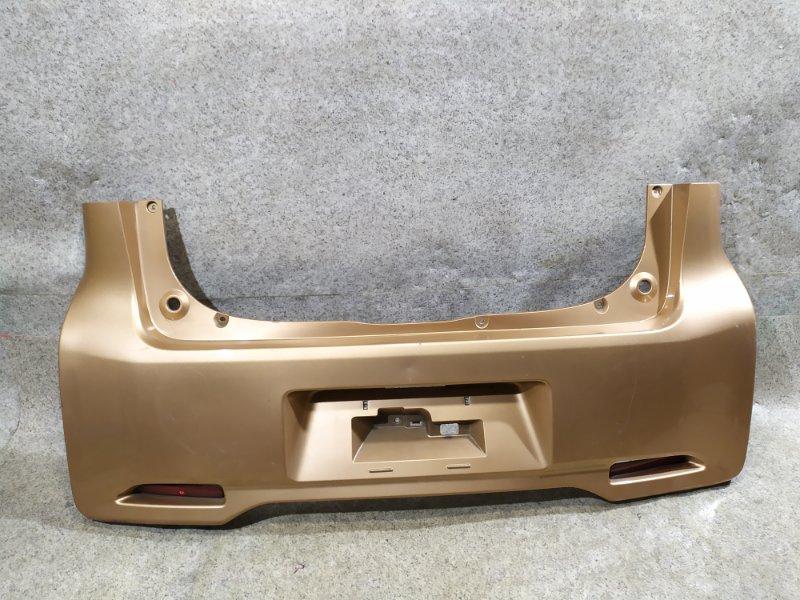 Бампер Nissan Dayz B21W задний