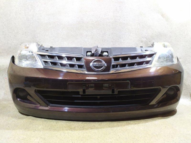 Nose cut Nissan Tiida C11 HR15DE 2011