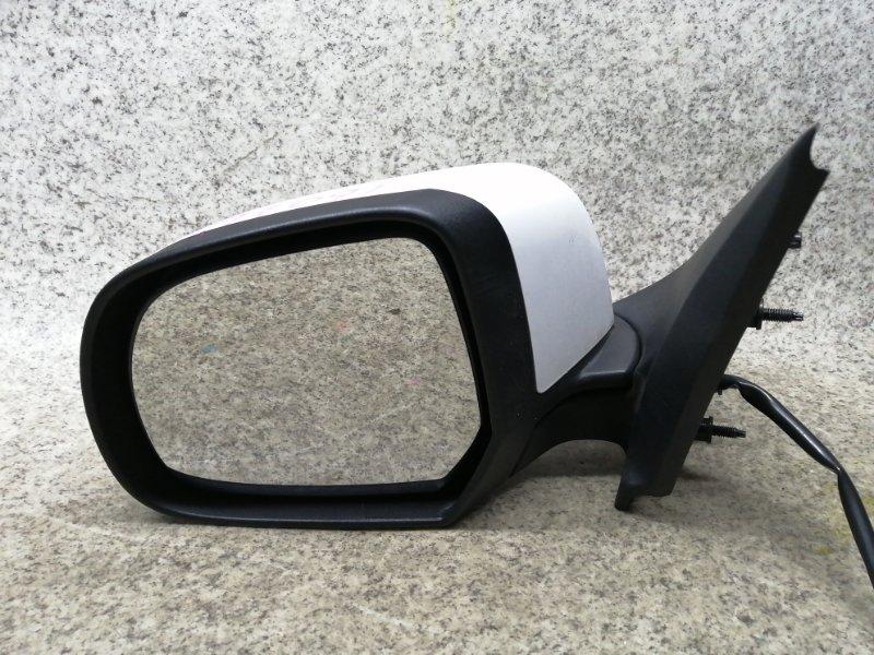 Зеркало Nissan Latio N17 переднее левое