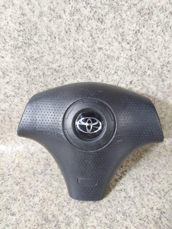 Airbag водителя Toyota Allex NZE121