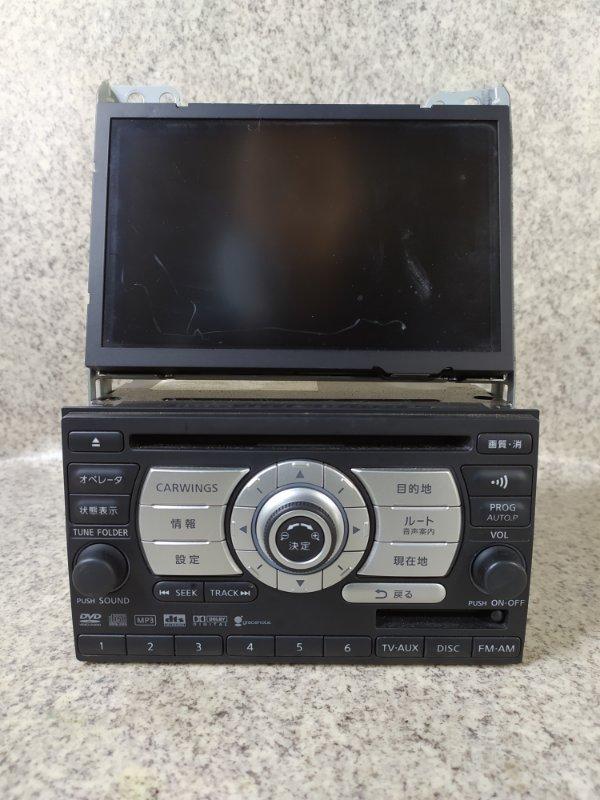 Магнитофон Nissan X-Trail T31