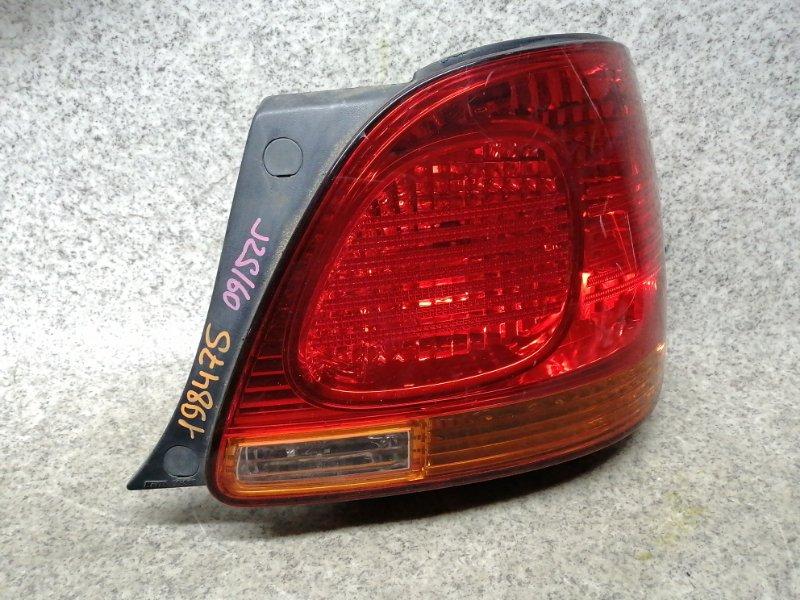 Стоп-сигнал Toyota Aristo JZS160 задний правый