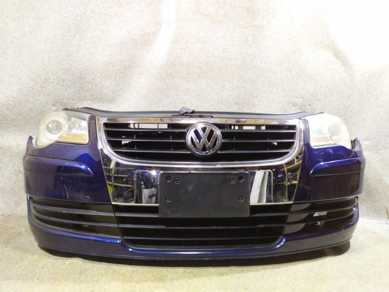 Nose cut Volkswagen Touran 1T2 BMY 2008