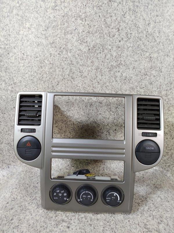 Климат контроль Nissan X-Trail T30