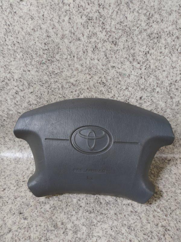 Airbag водителя Toyota Mark Ii Qualis MCV20