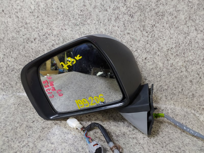 Зеркало Daihatsu Move L175S 2007 переднее левое