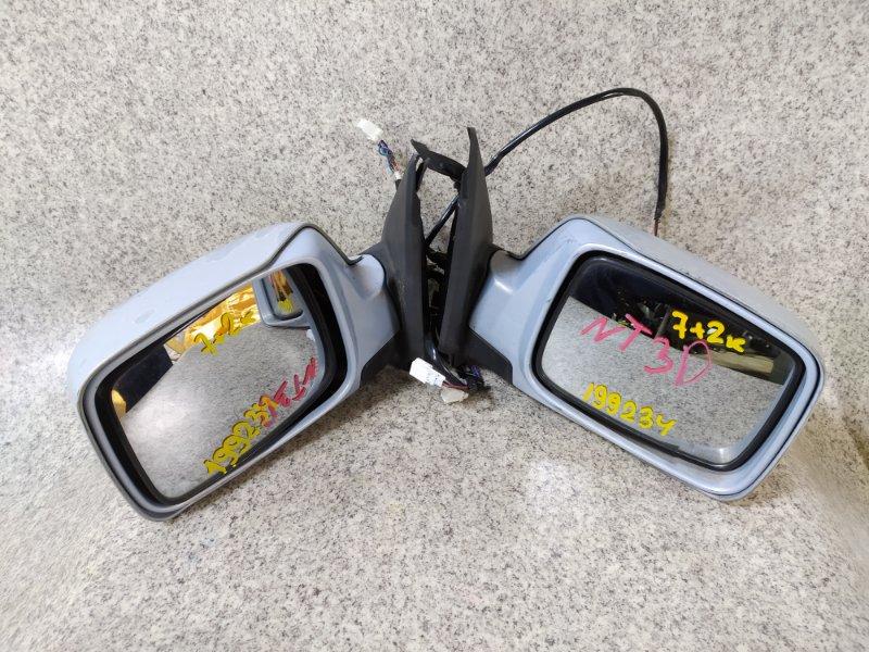 Зеркало Nissan X-Trail T30 переднее