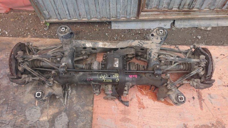 Балка подвески Bmw 3-Series E90 N52B25 задняя