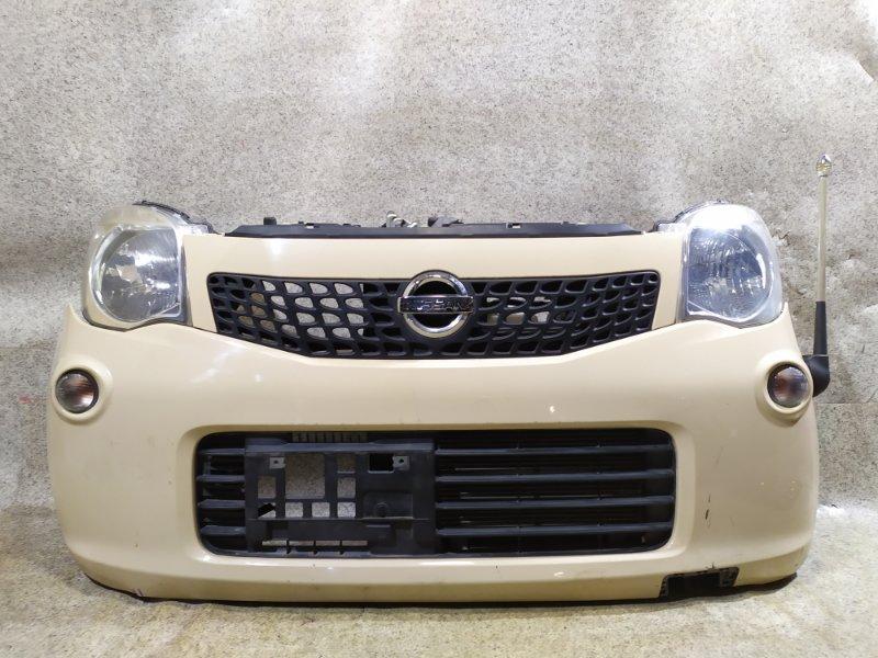 Nose cut Nissan Moco MG33S R06A 2012