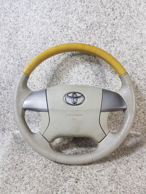 Руль Toyota Estima ACR50