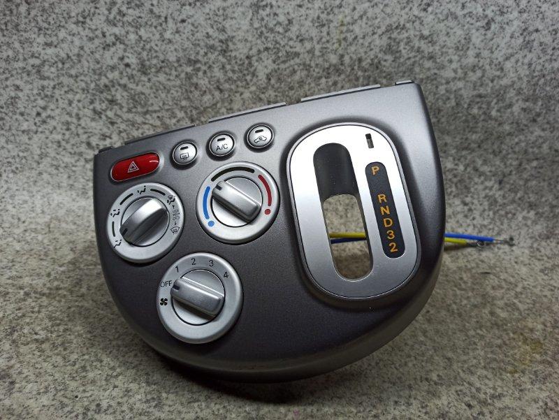Климат контроль Mitsubishi Ek Wagon H82W