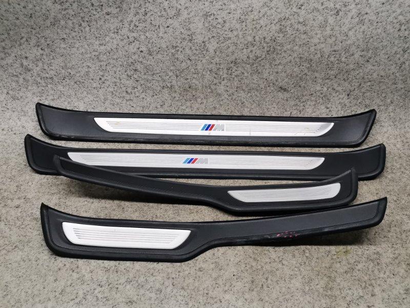 Накладка на порог Bmw 3-Series E90