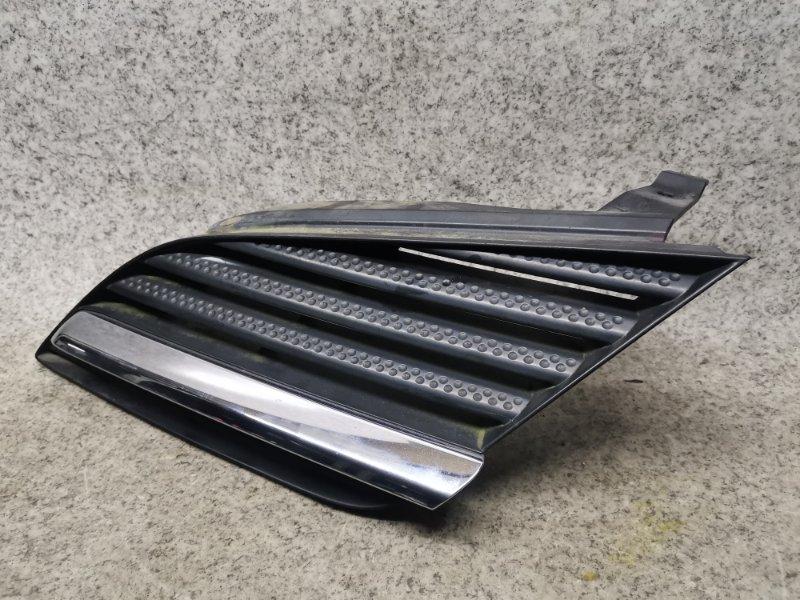 Решетка радиатора Nissan Primera TP12 передняя левая