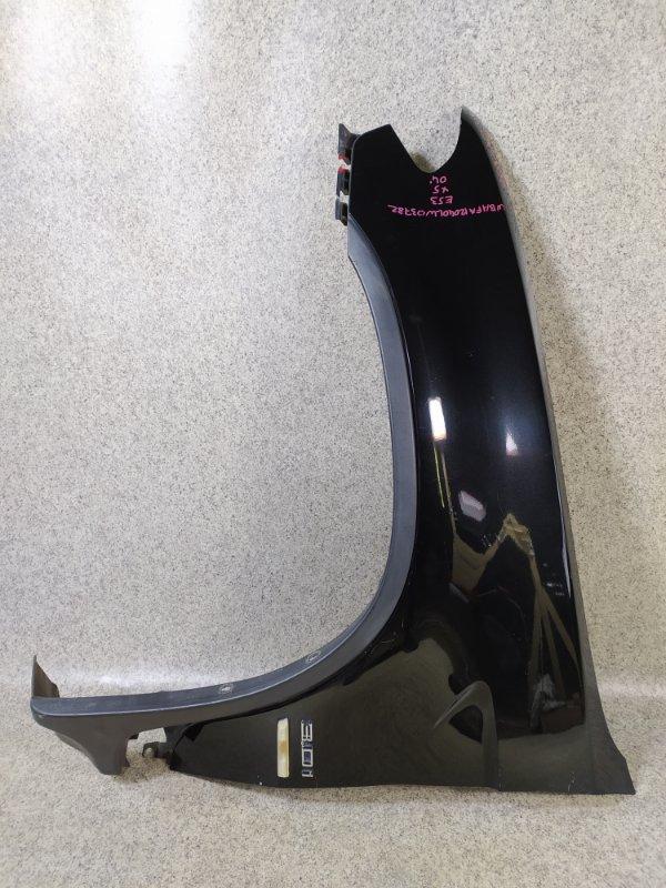 Крыло Bmw X5 E53 2004 переднее левое
