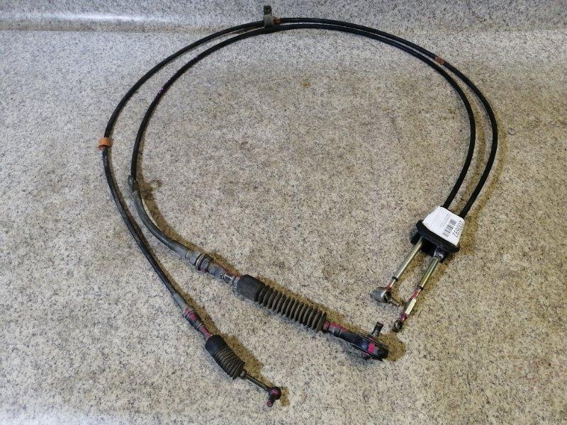 Трос переключения акпп Nissan Atlas UF22 NA16S