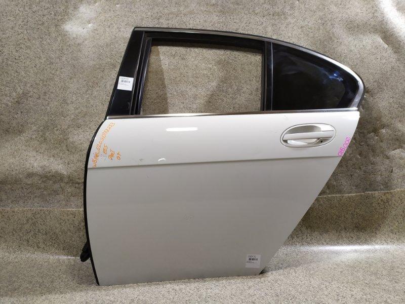 Дверь Bmw 7-Series E65 2007 задняя левая