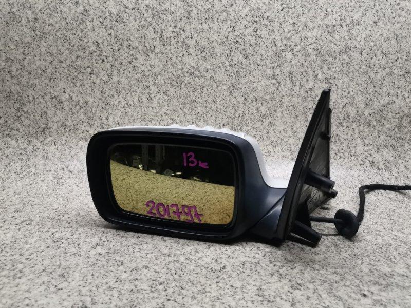 Зеркало Bmw 7-Series E65 2007 переднее левое