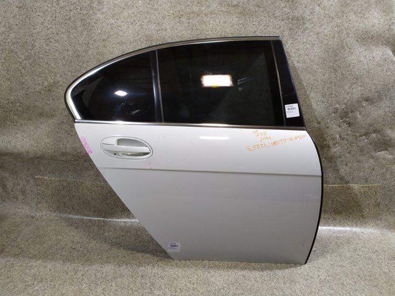Дверь Bmw 7-Series E65 2007 задняя правая