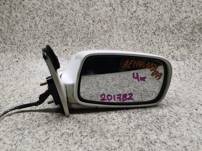 Зеркало Toyota Corolla AE110 1998 переднее правое