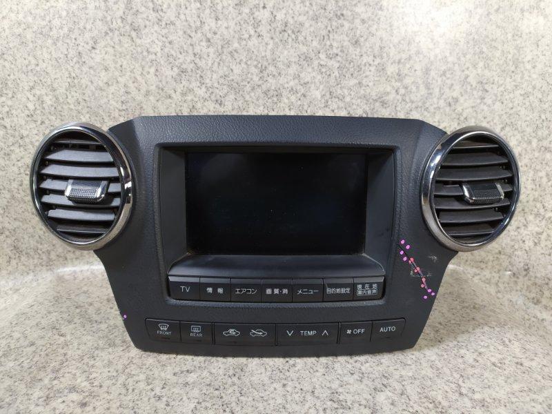 Климат контроль Toyota Verossa GX110
