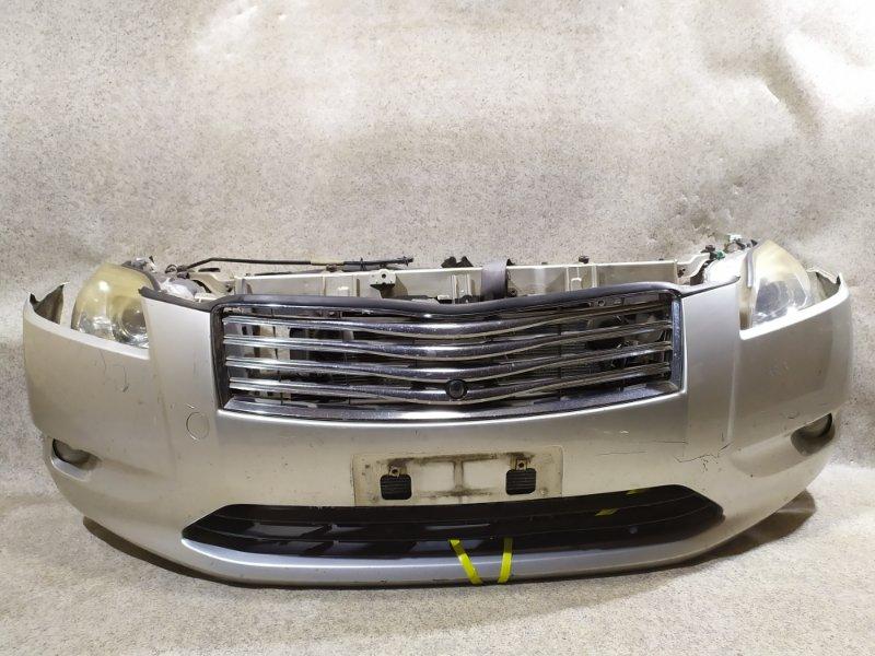 Nose cut Toyota Mark X Zio ANA15 2AZ-FE 2007 передний