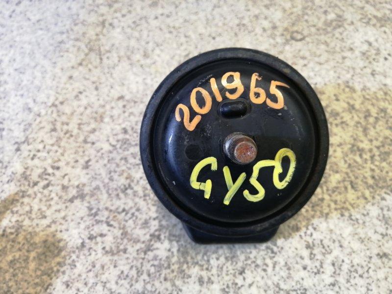 Подушка двигателя Nissan Fuga GY50