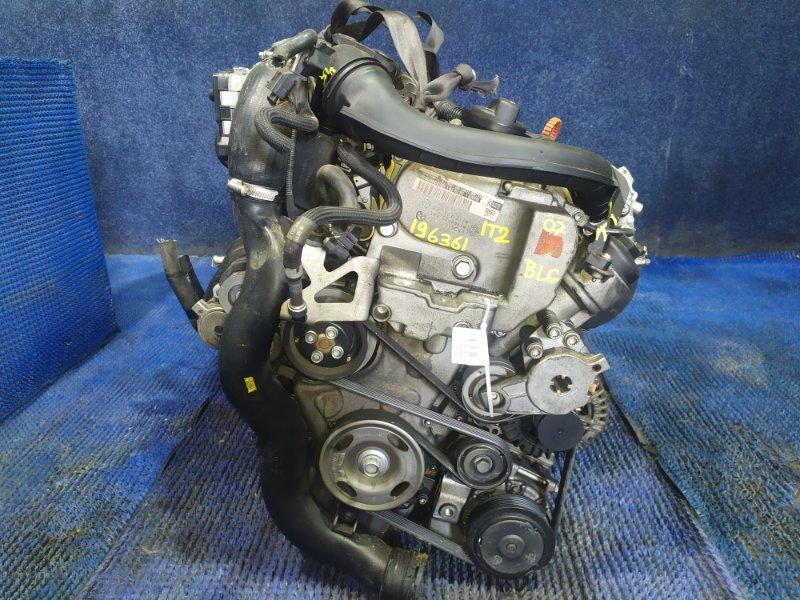 Двигатель Volkswagen Touran 1T2 BLG 2007