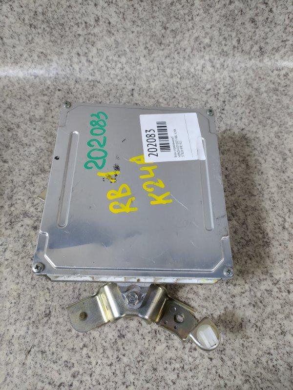 Блок управления efi Honda Odyssey RB1 K24A