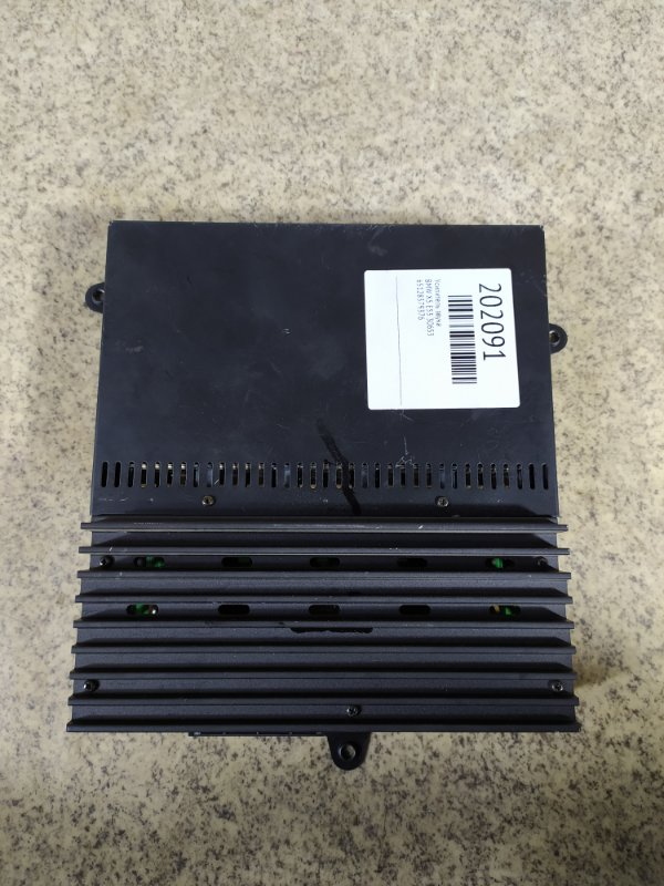 Усилитель звука Bmw X5 E53 306S3