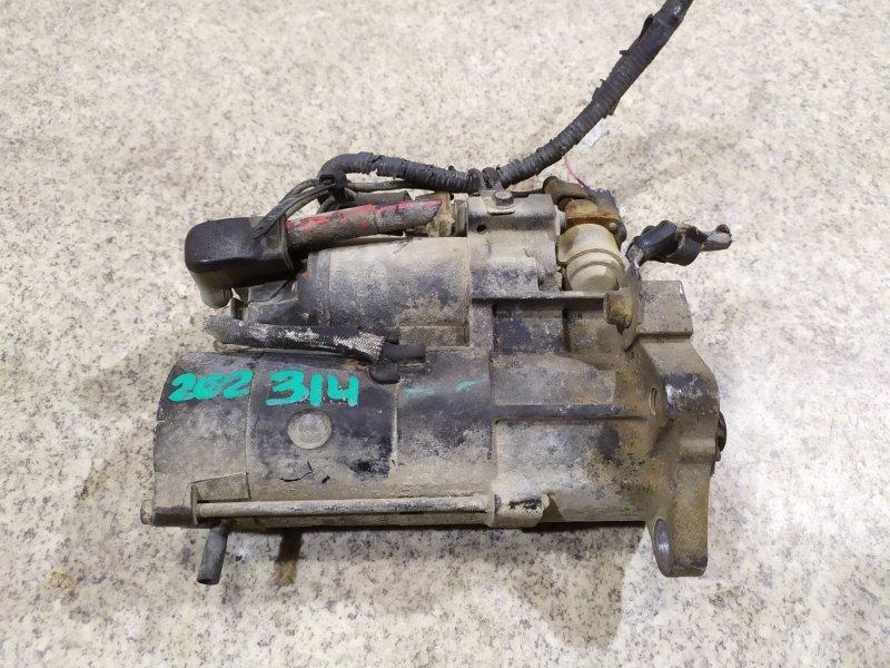Стартер Mitsubishi Canter FE71DB 4M50