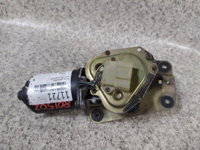 Мотор дворников Isuzu Mu UCS69DW #801502