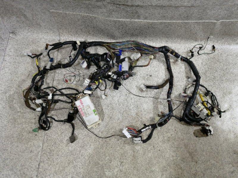 Проводка салона Mitsubishi Pajero V75W 6G74 2002 #451285