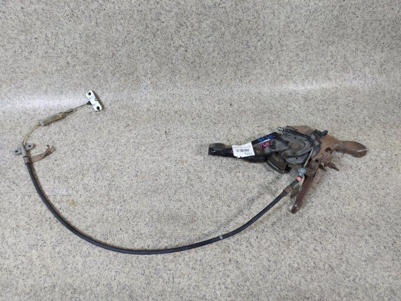 Педаль ручника Toyota Isis ZNM10 1ZZ-FE 2004 #34923