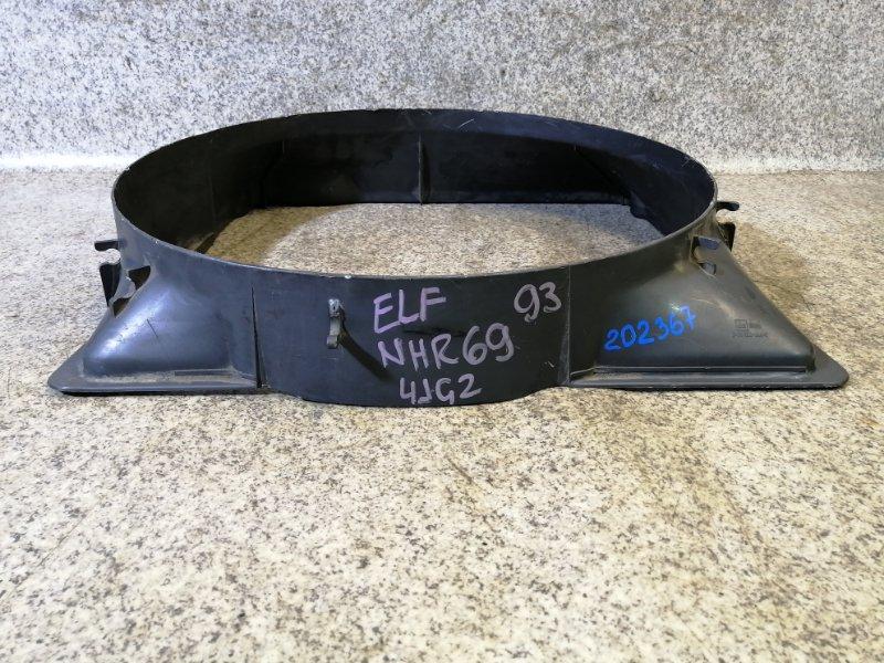 Диффузор радиатора Isuzu Elf NHR69 4JG2 1993