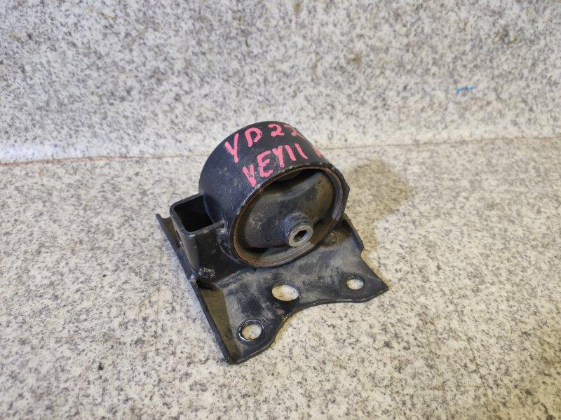 Подушка двигателя Nissan Ad VEY11 YD22 передняя левая