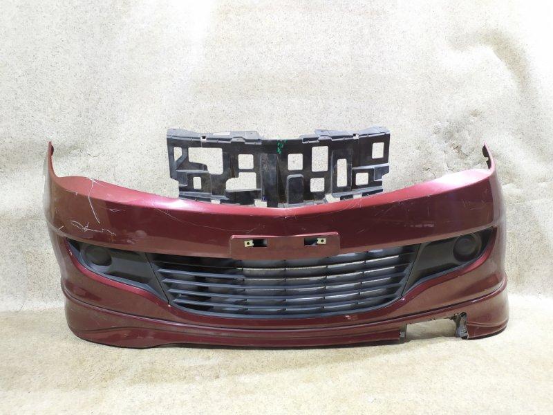 Бампер Suzuki Solio MA15S передний