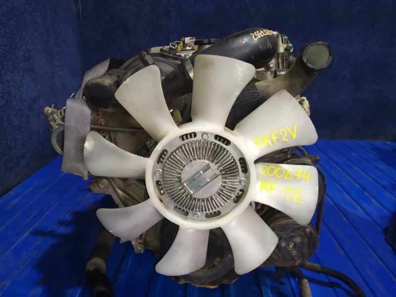 Двигатель Mazda Bongo SKF2V RF-TE