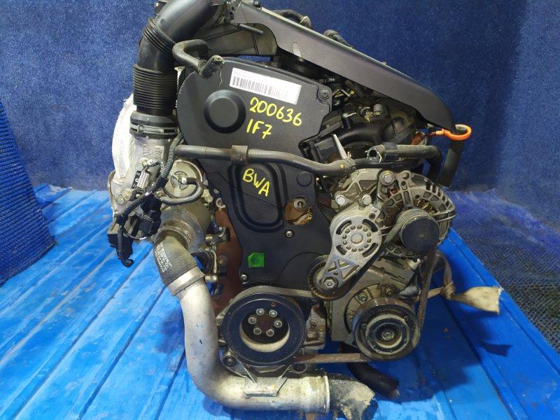 Двигатель Volkswagen Eos 1F7 BWA