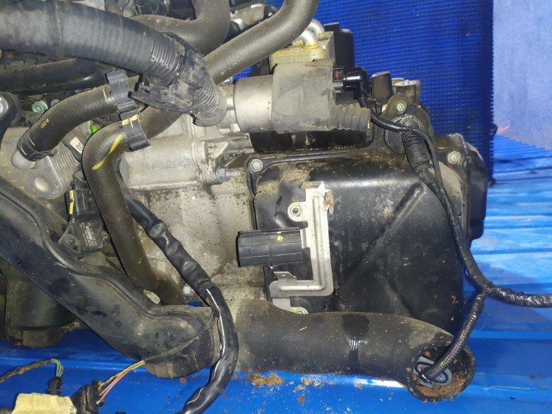 Акпп Volkswagen Eos 1F7 BWA
