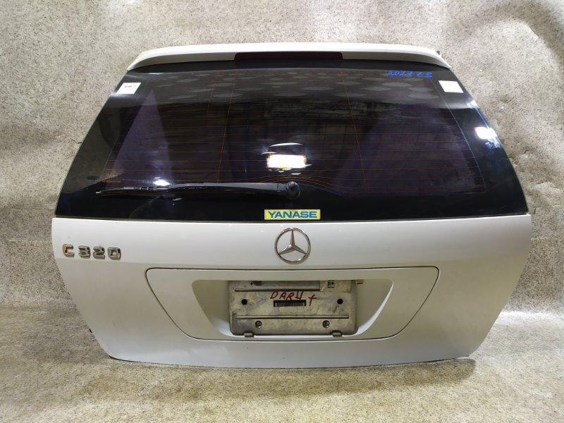 Дверь задняя Mercedes-Benz C-Class W203 задняя