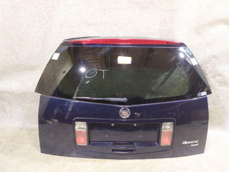 Дверь задняя Cadillac Srx EB26 задняя